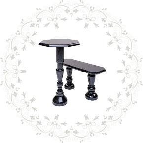 Столы лавки (литьё)
