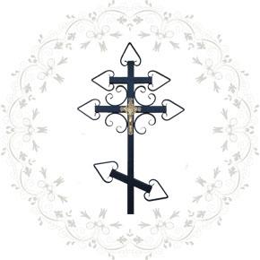 Кресты металлические